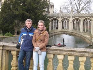 In Cambridge