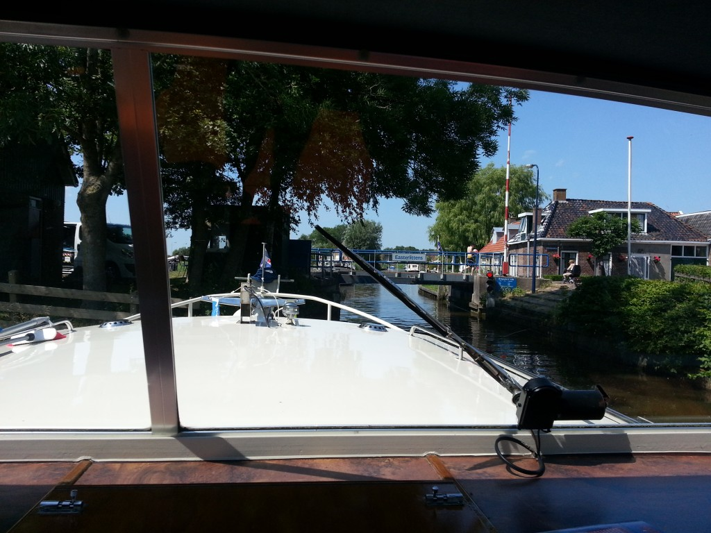 Varen door Friesland