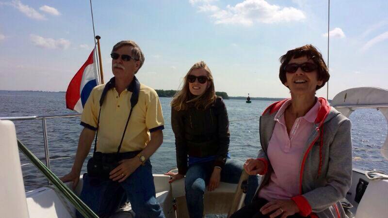 Op het Gooimeer