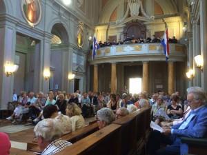 Zingen in de Friezenkerk