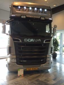 Goede start bij Scania